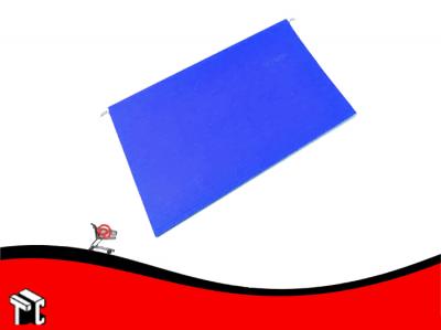 Carpeta Colgante Oficio Nepaco Azul X 25 Unidades