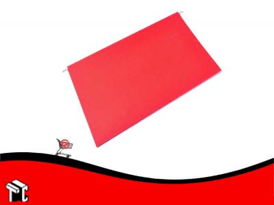 Carpeta Colgante Oficio Nepaco Rojo X 25 Unidades