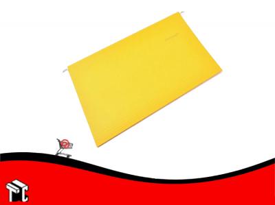 Carpeta Colgante Oficio Nepaco Amarillo X 25 Unidades