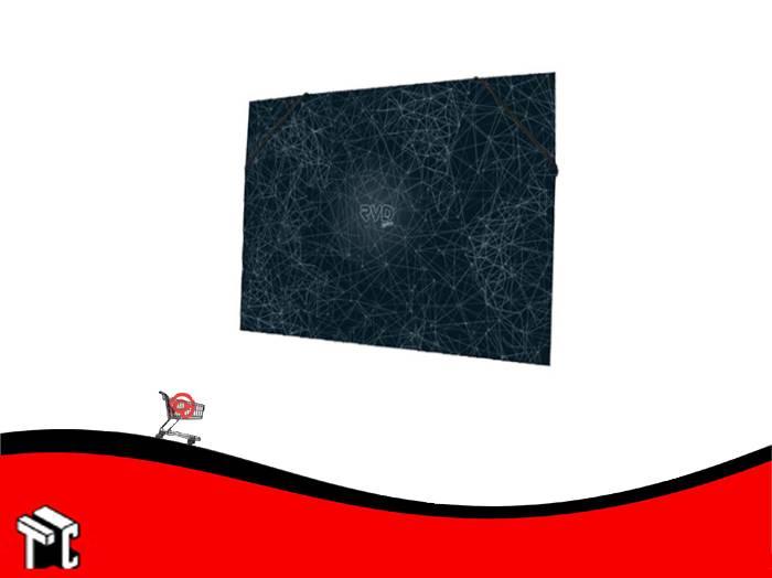 Carpeta 3 Solapas Doble Oficio Con Elástico Rivadavia