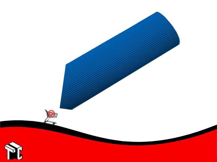 Carton Microcorrugado Azul 50 X 70 Cm