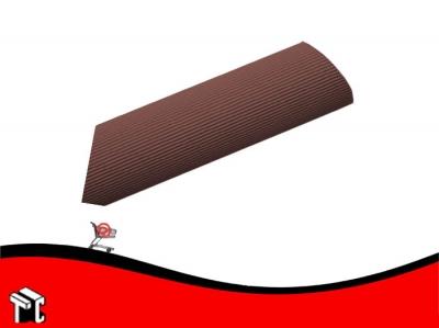 Carton Microcorrugado Marron 50 X 70 Cm