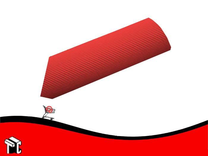 Carton Microcorrugado Rojo 50 X 70 Cm