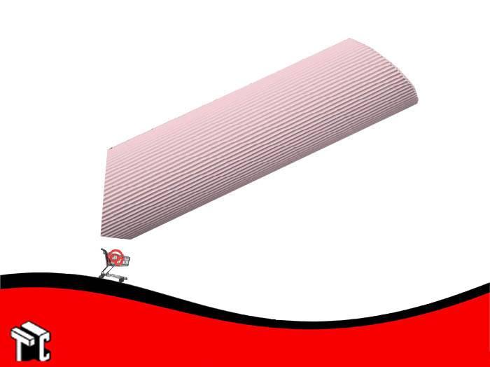 Carton Microcorrugado 50x70cm Rosa Pastel