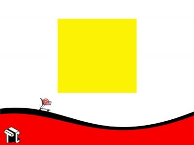 Cartulina Escolar Color Amarillo Fluor Mil28