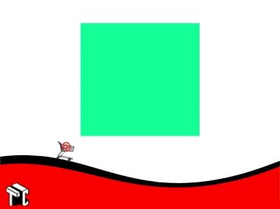 Cartulina Escolar Color Verde Fluor Mil28