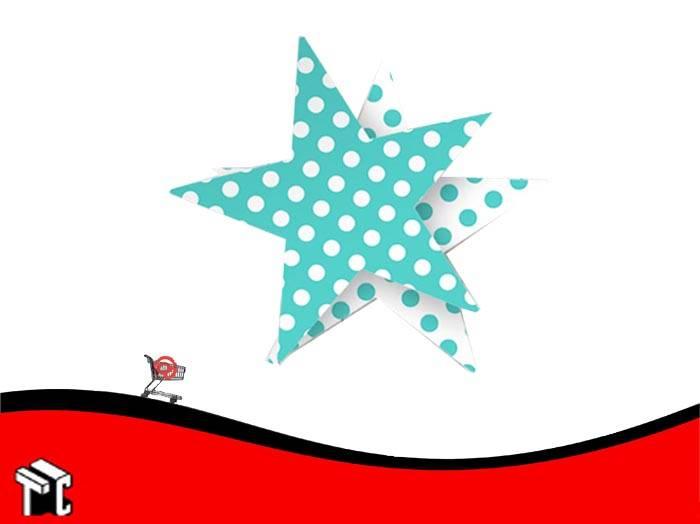 Cartuformis Estrella Chica X 12 Ud