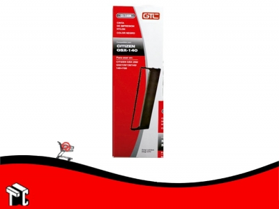 Cinta Alternativa Para Impresora Epson Citizen Gsx-140 Gtc