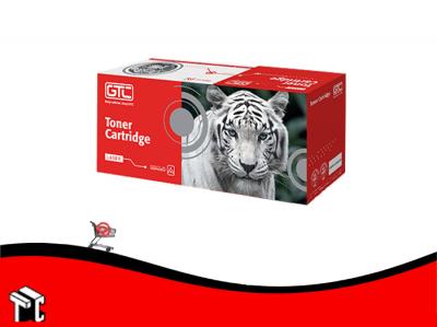 Toner Laser Alternativo Gtc Para Hp Cb541 Cyan