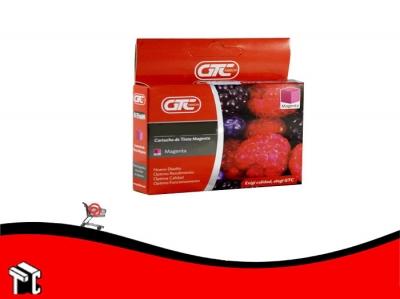 Cartucho Alternativo Gtc Para Epson T63 Magenta