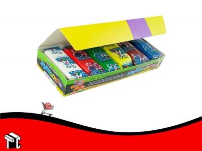 Plastilina Playcolor Barra X 24 Unidades