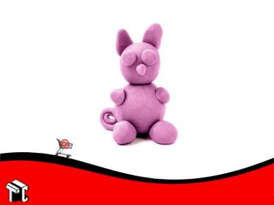 Plastilina Playcolor Color Rosa X 30 G