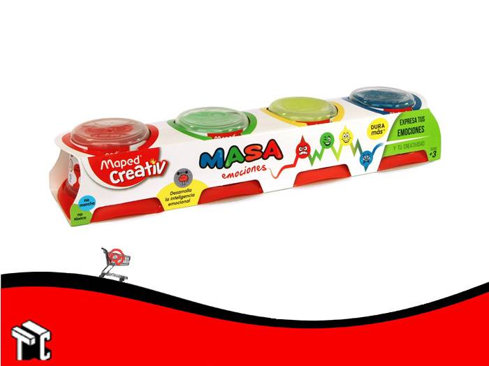 Masa Emociones Maped Creativ Clasic Colors