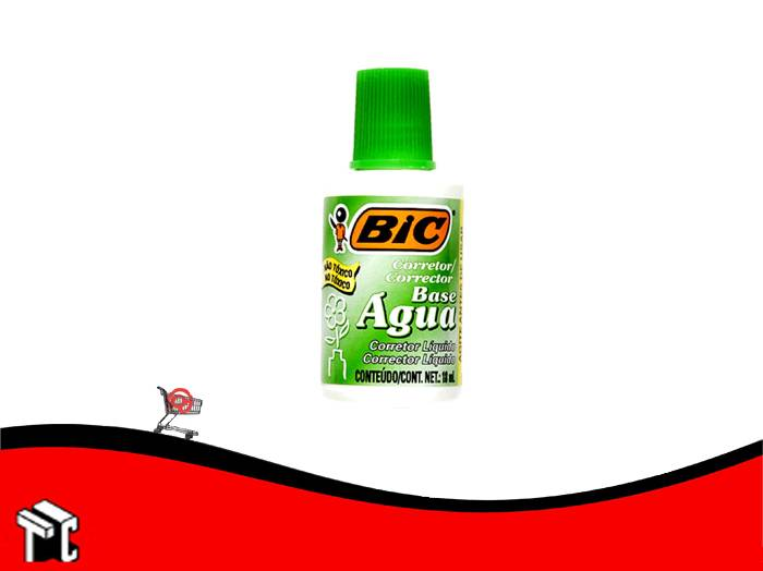 Corrector Pincel Bic Aqua