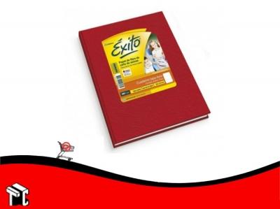 Cuaderno Araña Tapa Dura Éxito × 100 H Ray Rojo N.1