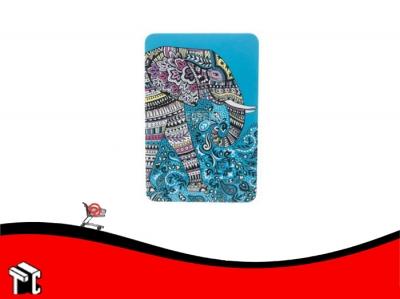 Cuaderno Tapas Metalicas 10 X 15 Cm. 128 Hojas Rayadas