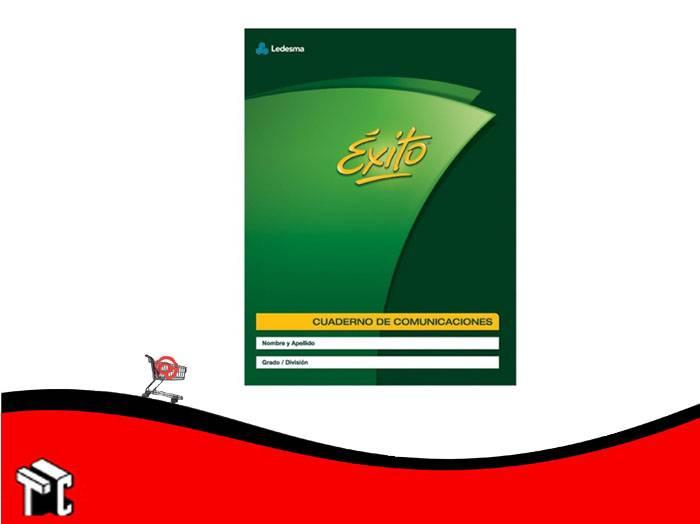 Cuaderno De Comunicaciones Éxito Núm. 1