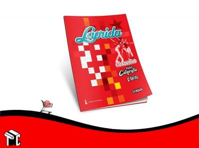 Cuadernotapa Flexible Laprida Caligrafia 2 Rayas 24 Hojas