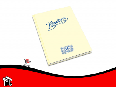 Cuaderno Rivadavia Tradicional Tapa Dura X 50 H Cuad