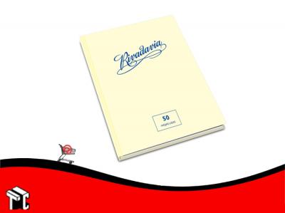 Cuaderno Rivadavia Tradicional Tapa Dura X 50 H Lisas