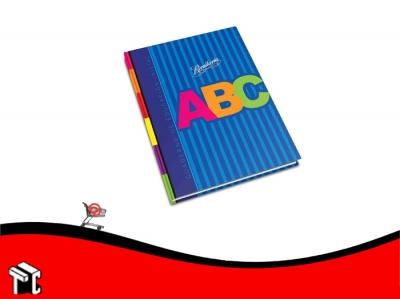 Cuaderno Abc Inicial Tapa Dura Rivadavia X 42 H/r