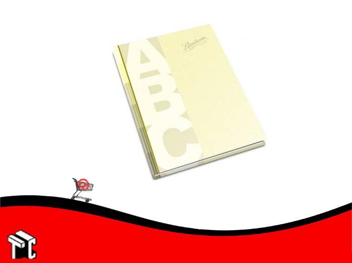 Cuaderno Abc Rivadavia Sin Forrar X 50 Hojas Lisas