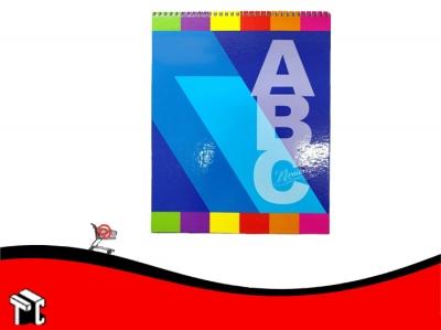 Cuaderno Block Rivadavia Abc Para Zurdos X 50 Hojas Rayadas
