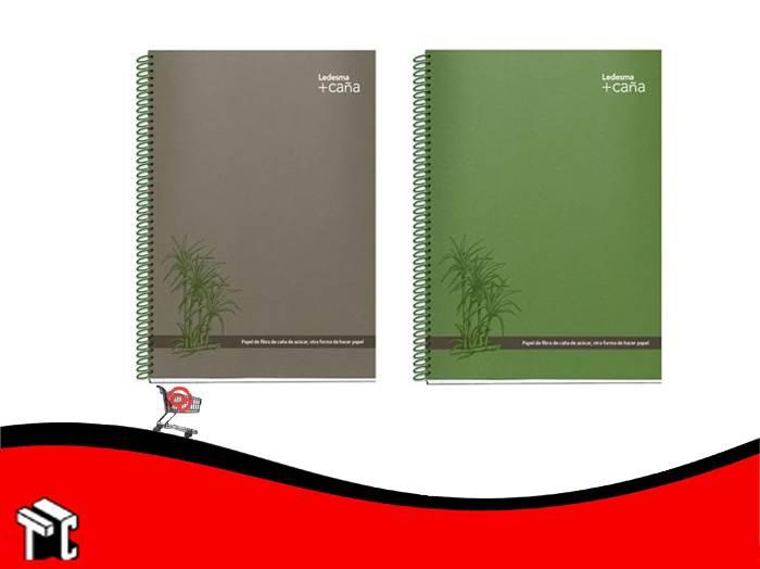 Cuaderno Ledesma A4 +caña Cuadriculado
