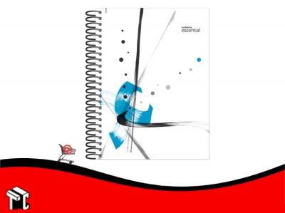 Cuaderno Con Espiral 16x21 Ledesma Essential 120h Ray Trans