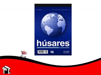 Block A4 Husares Business 80 Hojas Rayadas