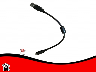 Cable Usb 2.0 Am A Micro Usb 0.2 Mts 230 Gtc