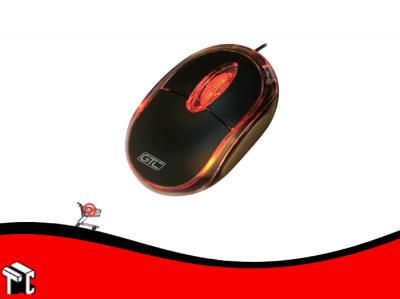 Mouse Optico Usb Gtc Mog-107
