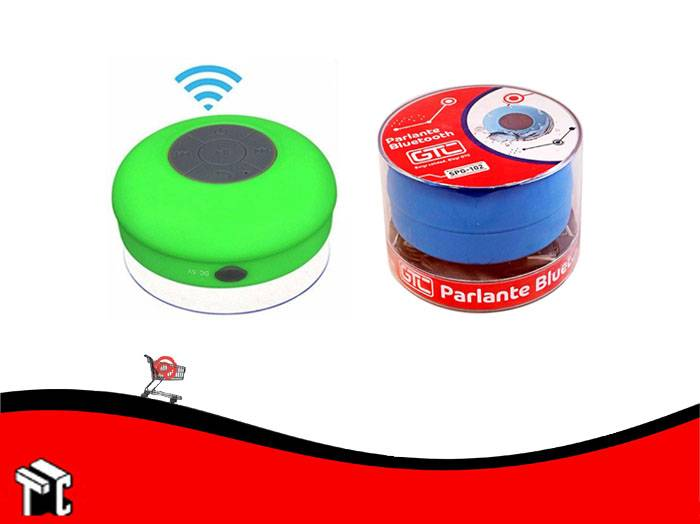 Parlante Bluetooth Spg-102 Gtc