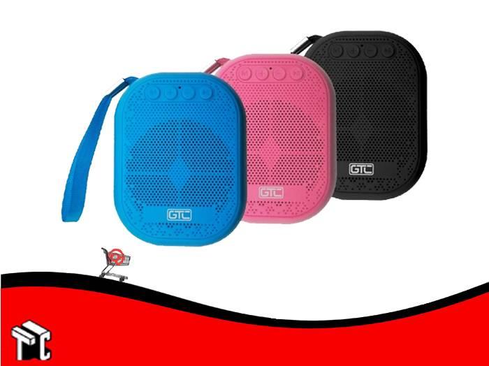 Parlante Bluetooth Spg-104 Gtc