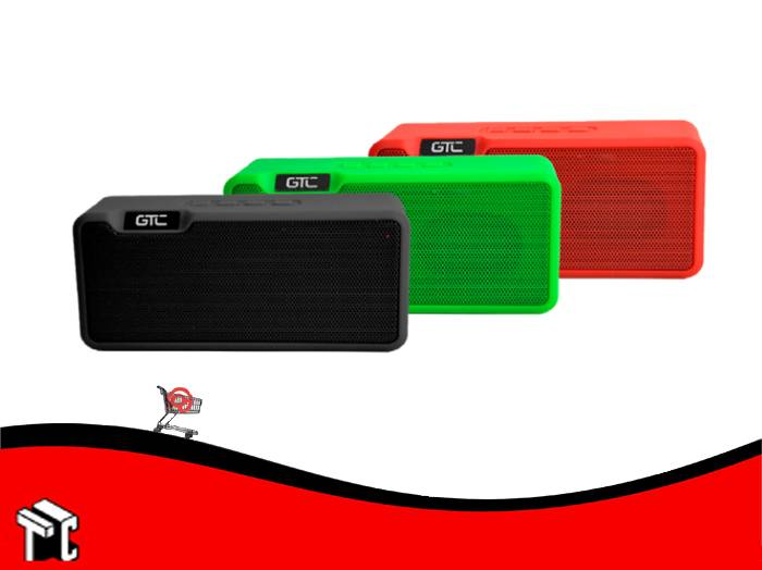 Parlante Bluetooth Spg-106 Gtc