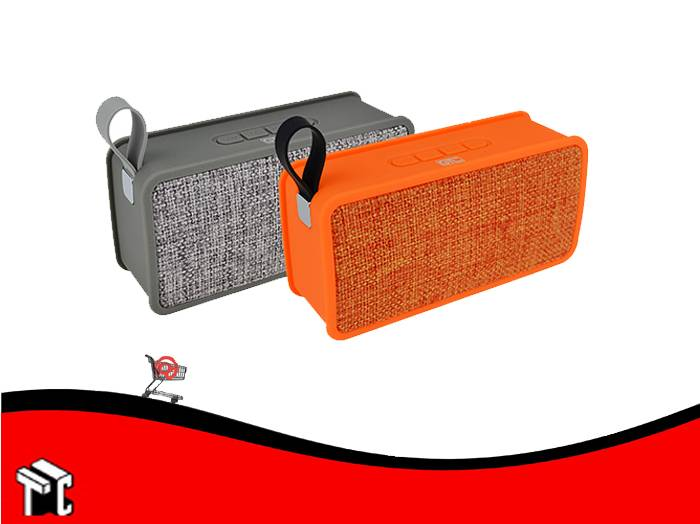 Parlante Bluetooth Spg-110 Gtc