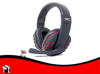 Auricular Con Micrófono Gtc Luminoso Hsg-516
