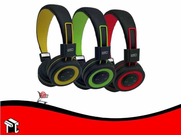 Auricular Bluetooth Gtc Am-ro-av Hsg-176