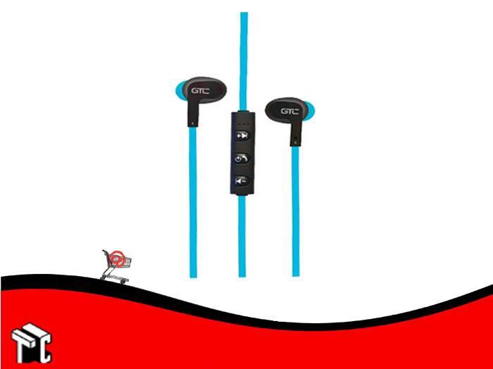 Auricular Bluetooth Interno Gtc Hsg-147