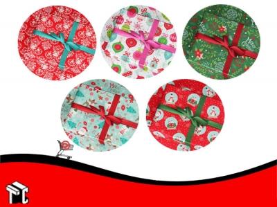 Papel Afiche Regalo Navidad 70 X 100