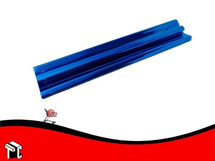 Papel Celofan Azul 55 X 90