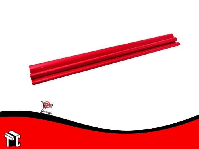Papel Celofan Rojo 55 X 90