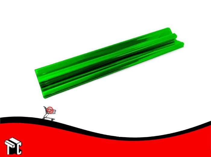 Papel Celofan Verde 55 X 90