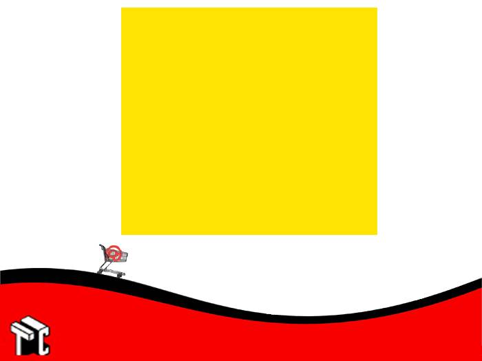 Rollo Adhesivo Pvc Muresco Amarillo X 10 Mts