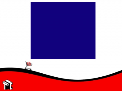 Rollo Adhesivo Pvc Muresco Azul X 10 Mts