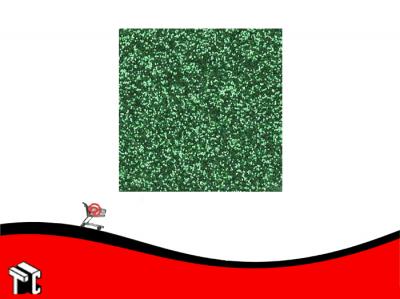 Plancha De Goma Eva 40x60x2 Mega Brillo Verde