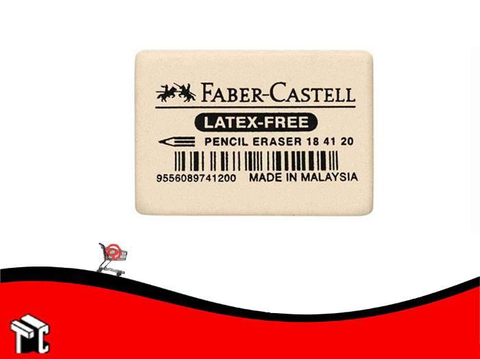 Goma De Borrar Lápiz Faber Castell Nk60