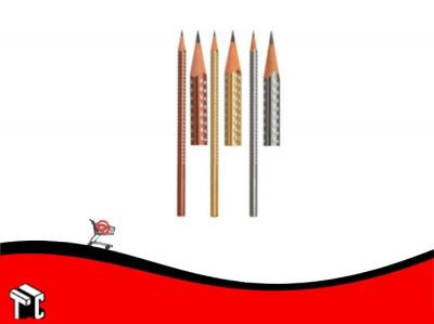 Lapiz De Grafito Sparkle Faber Castell Otoño