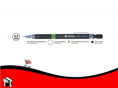 Lápiz Mecánico Pizzini 1431f 0.5mm