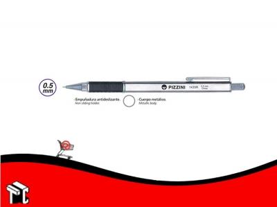 Lápiz Mecánico Pizzini 1435r 0.5mm